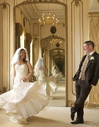 Gosfield Hall Wedding Venue, Essex