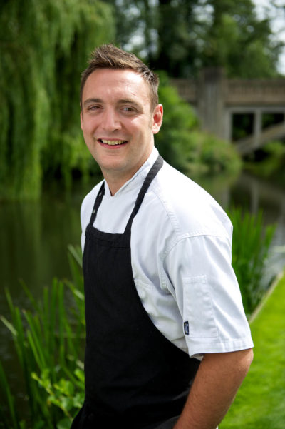chefs onsite headshot Suffolk
