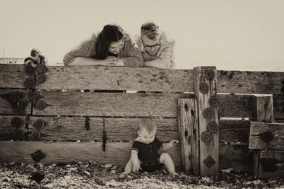 fun family shoot mersea