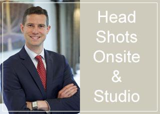 Corporate Head shots onsite and Studio Essex Suffolk London