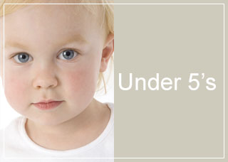 Under 5's photography Colchester Essex Studio