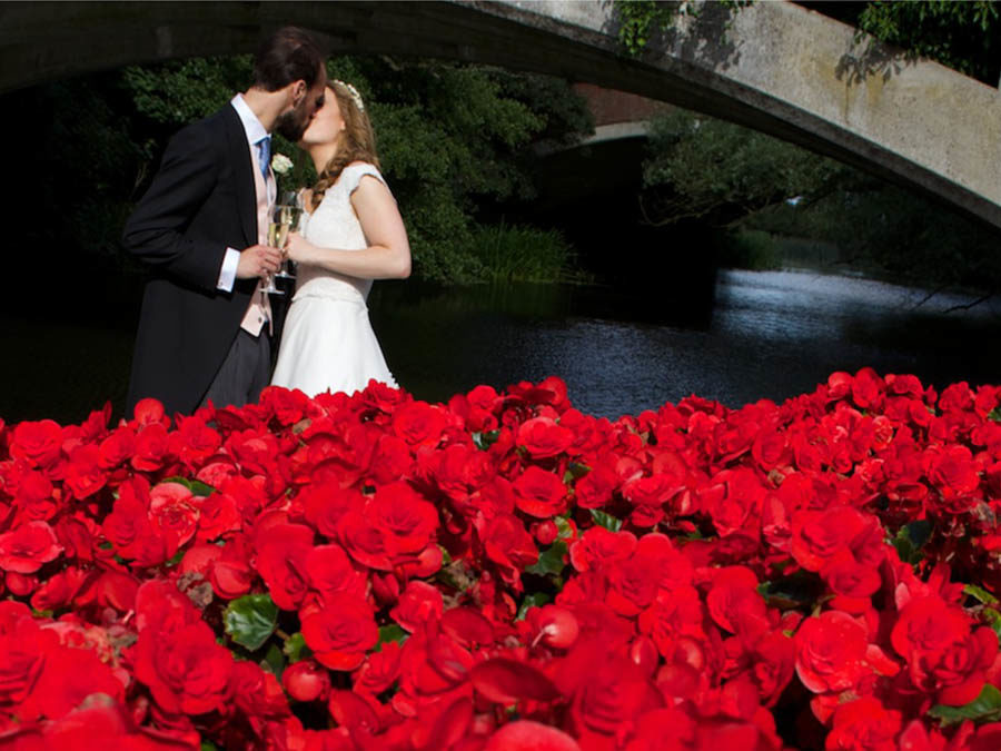 Great Customer Comments and reviews Le Talbooth wedding photography Dedham