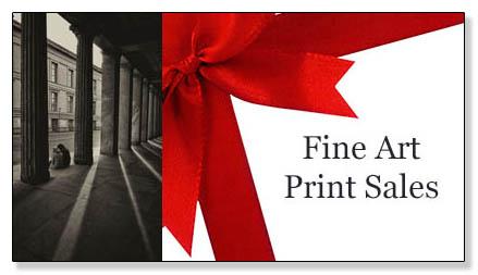 Fine art photography print sales